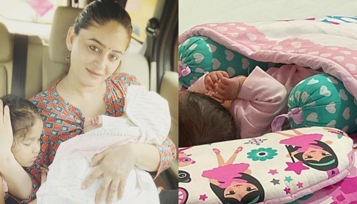 Mahhi Vij Shares A Glimpse Of Her Daughter, Tara Jay Bhanushali's Cute Nursery