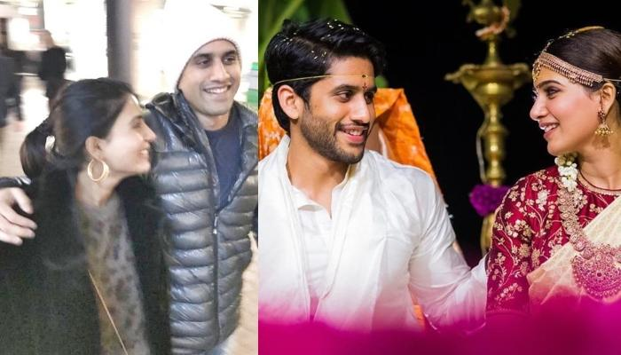 Samantha Akkineni Shares Unseen Wedding Pictures With Naga Chaitanya On Their Second Anniversary