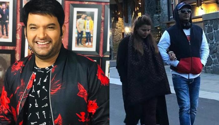 Kapil Sharma Is All Set For Daddy Duties, Plans His Shooting Schedule In Advance For Wife's Delivery