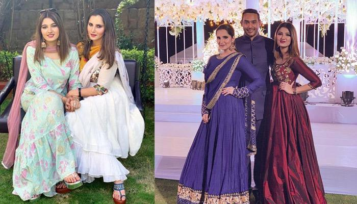 Sania Mirza Confirms Baby Sister Anam Mirza's Wedding Date With Mohammad Azharuddin's Son Asad