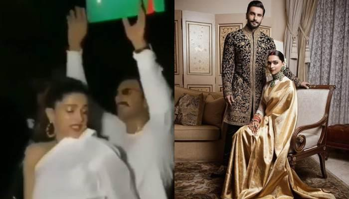 Ranveer Singh And Deepika Padukone Break Internet With A Couple Dance At The Wrap Up Party Of '83'