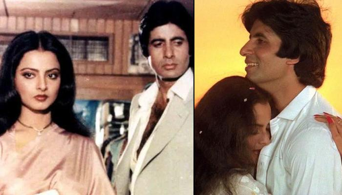 Rekha's Controversial Statements On Relationship With Amitabh Bachchan And Their Tragic Love Story