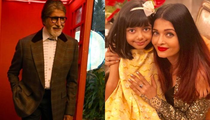 Aaradhya Bachchan Makes Her 'Dadaji', Amitabh Bachchan's 77th Birthday Extra Special With Her Wish