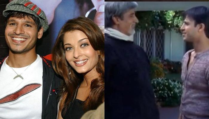 Aishwarya Rai Bachchan's Ex-Boyfriend, Vivek Oberoi Shares A Birthday Wish For Amitabh Bachchan
