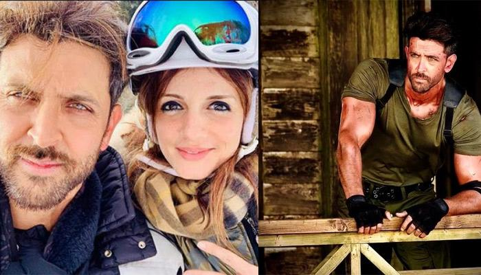 Sussanne Khan's Comment On Ex-Husband, Hrithik Roshan's Video From War Movie Is Winning Our Hearts