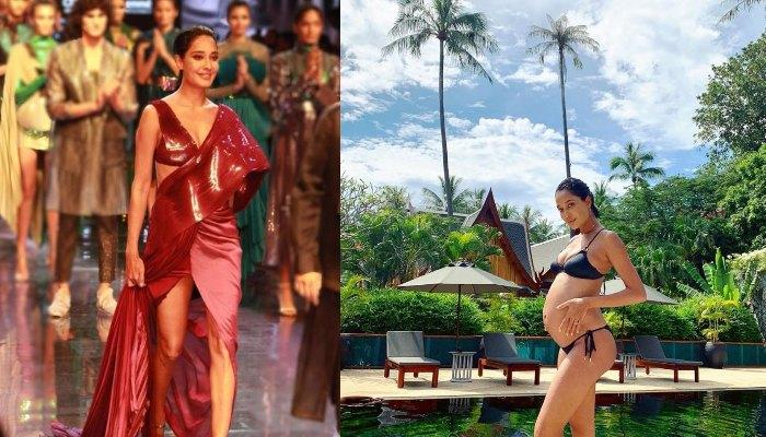 Lisa Haydon Flaunting Her Baby Bump During Vacation Is Giving  Pregnancy Goals To Every Mommy-To-Be