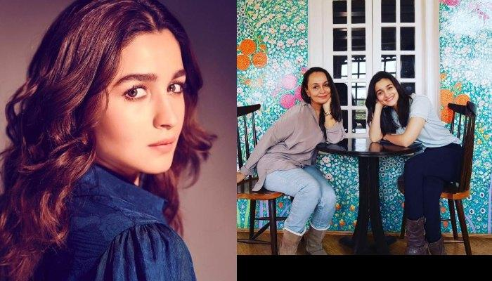 Alia Bhatt Receives A Sweet Note From Mommy, Soni Razdan, Shares It With An Emotional Note