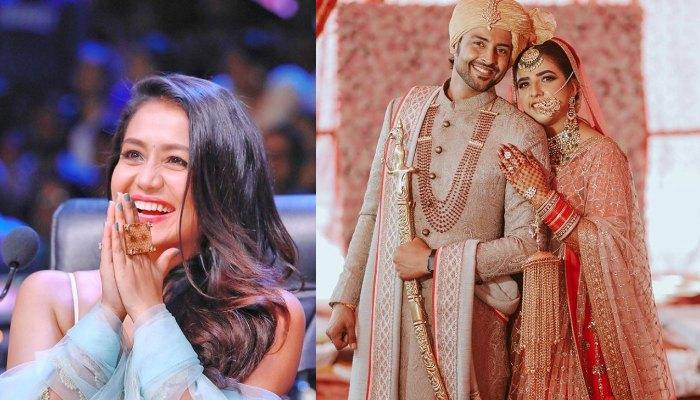 Neha Kakkar Turns Bridesmaid For Celebrity Wedding Photographer, Deepika Sharma's Wedding