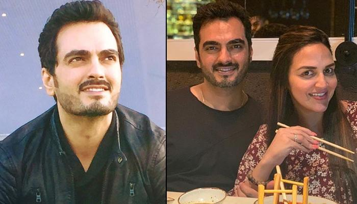 Esha Deol Twins In Black With Hubby, Bharat Takhtani On His Birthday, Shares A Glimpse From The Bash