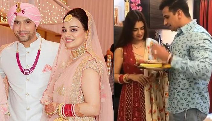 Karwa Chauth Plans Of 7 TV Couples, Sharad Malhotra-Ripci Malhotra To Prince Narula-Yuvika Chaudhary