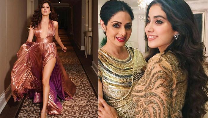 Janhvi Kapoor Reveals An Advice That Her Late Mother Sridevi Asked Her To Follow In Life