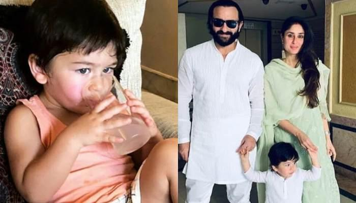 Kareena Kapoor Khan Reveals Taimur Ali Khan Doesn't Like His Parents Taking His Pictures