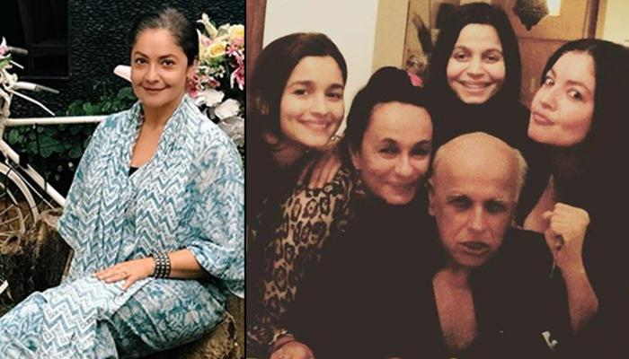 Pooja Bhatt Used To Hate Her Step-Mother, Soni Razdan For Snatching Away Her Father, Mahesh Bhatt