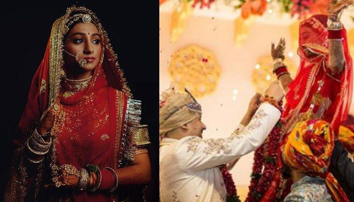 Unseen Pictures Of Mohena Kumari Singh And Suyesh Rawat's Rajput Wedding Which Is Every Bit Of Royal