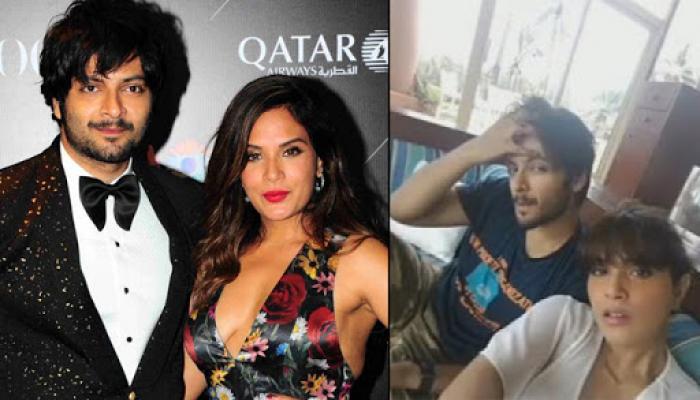 Richa Chadha Wishes Boyfriend, Ali Fazal On His Birthday, Shares Unseen Moments With Him [VIDEO]
