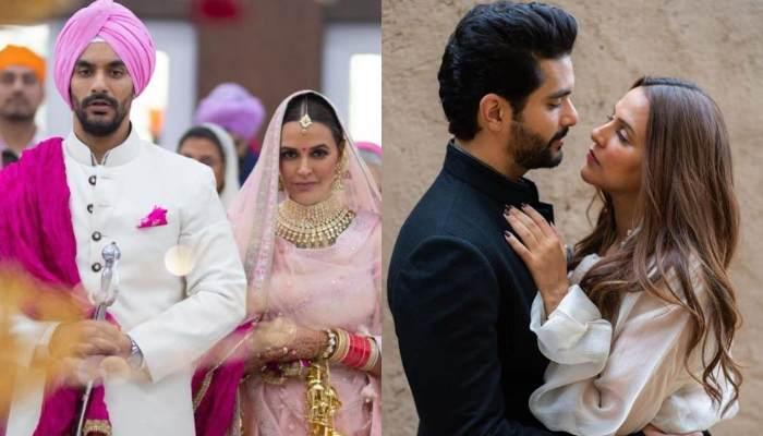 Neha Dhupia Hasn't Decided Whether To Fast Or Not On Karwa Chauth, Says Hubby Angad Confused Her