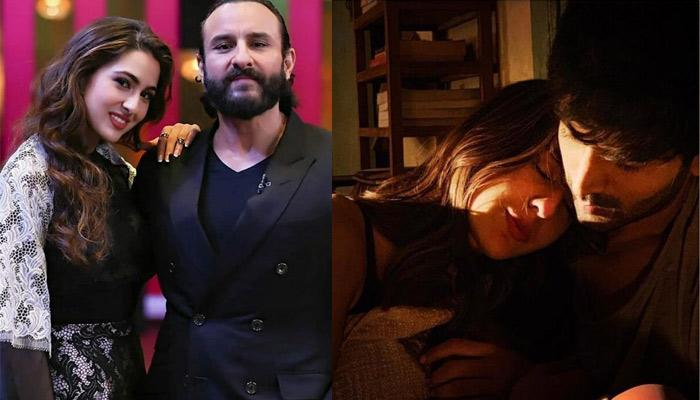 Saif Ali Khan Approves Sara Ali Khan's Relationship With Kartik Aaryan Amidst Their Breakup Rumours