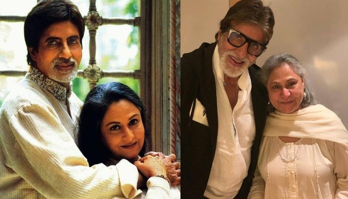 Amitabh Bachchan Shares An Adorable Karwa Chauth Wish For His Wife, Jaya Bachchan From The Hospital