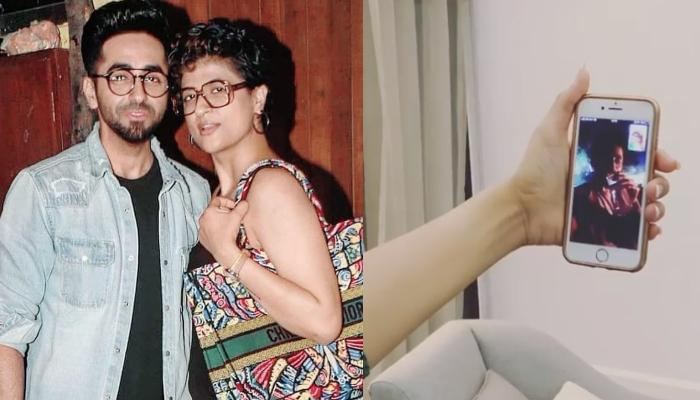 Ayushmann Khurrana Keeps A Karwa Chauth Fast For Wife, Tahira Kashyap, Breaks It On A Video Call
