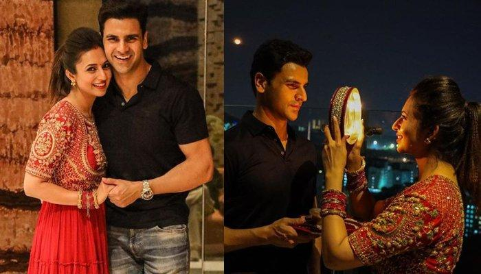 Vivek Dahiya's Unique Karwa Chauth Gift To Wife, Divyanka Tripathi Dahiya Will Make You All Jealous
