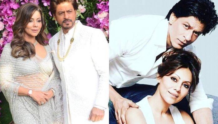 Shah Rukh Khan And Gauri Khan Enjoy Gala Time With Friends At Alibaug Ahead Of 28th Anniversary