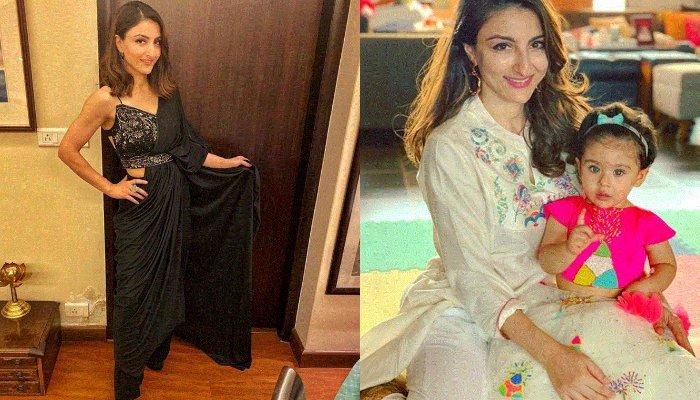 Soha Ali Khan Reveals Daughter Inaaya Naumi Kemmu's Favorite Festival And It's Not Eid