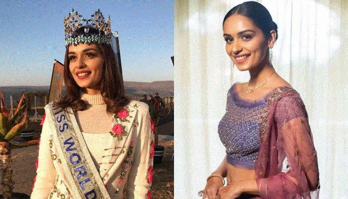 Manushi Chhillar, Miss World 2017 Left Everyone Spellbound With Her Look At Her Sister's Wedding
