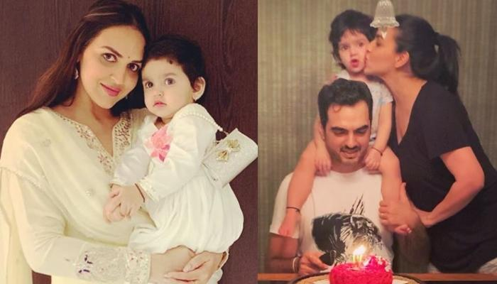 Esha Deol Shares A Lovely Wish For Her First-Born Daughter, Radhya Takhtani's Second Birthday