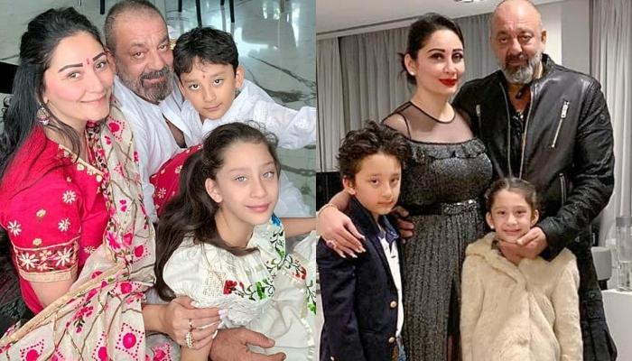 Sanjay Dutt Shares The Cutest Wish For His Twins, Shahraan And Iqra For Their Ninth Birthday