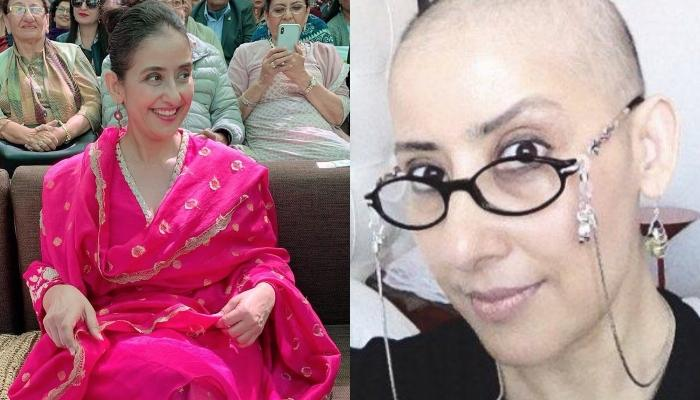 Manisha Koirala Opens Up On Her Three-Year Long Battle With Ovaraian Cancer