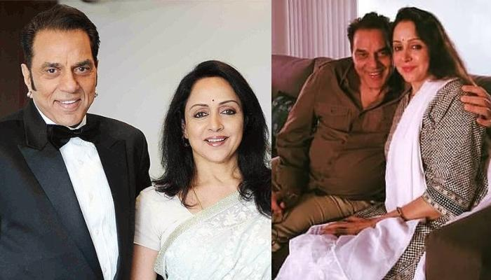 Hema Malini Opens Up On Her Marriage With Already Married, Dharmendra, Says, 'I Never Took Him Away'