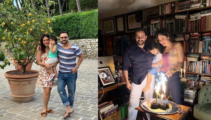 Taimur Ali Khan's Parents, Saif Ali Khan And Kareena Kapoor Khan Have Finalised His Boarding School