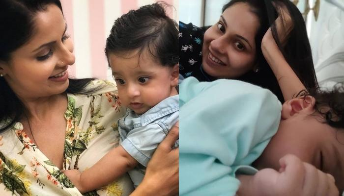 Chhavi Mittal Goes On A Coffee Date With Her Little Man, Arham Hussein, Shares A Cute Picture