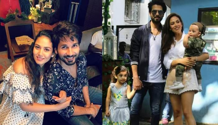 Shahid Kapoor Talks About Spending Time With Family Post The Release Of 'Kabir Singh'