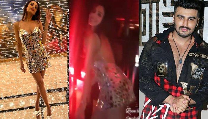 Malaika Arora Looks Steaming On Her 46th Birthday Party, First Picture With Arjun Kapoor Is All Love