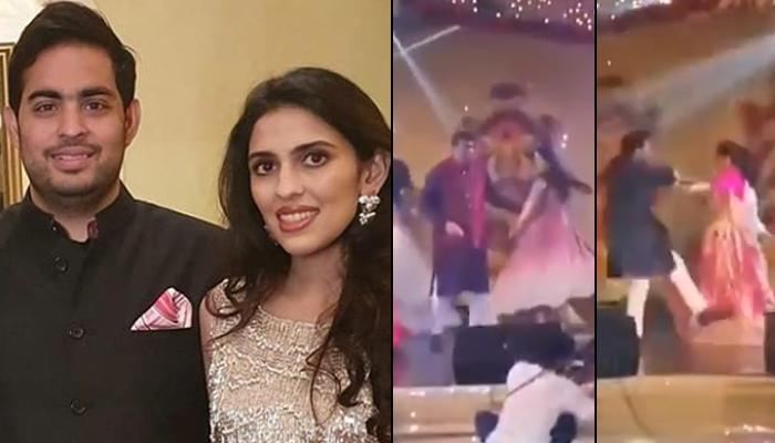Isha Ambani-Anand Piramal And Akash Ambani-Shloka Mehta's Dance Will Gear You Up For Wedding Season