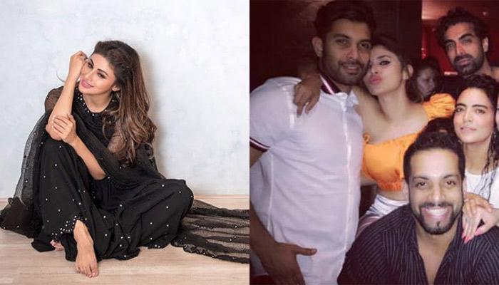 Mouni Roy And Suraj Nambiar's Party Pictures Are A Proof That Something Is Brewing Between The Two