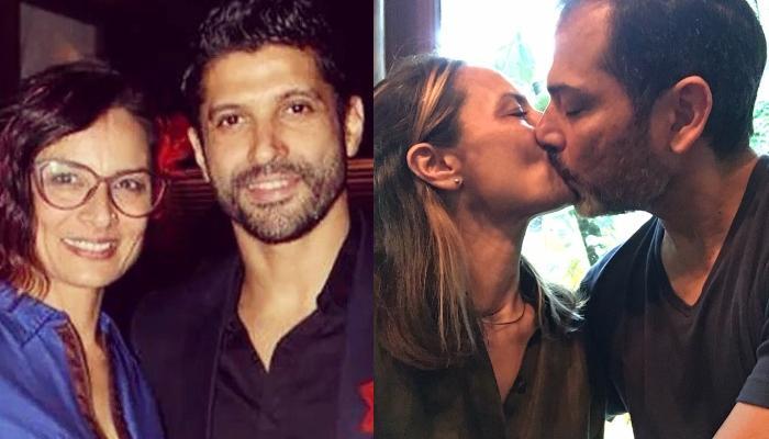 Farhan Akhtar's Ex-Wife, Adhuna Shares An Adorable Birthday Wish For Boyfriend, Nicolo Morea