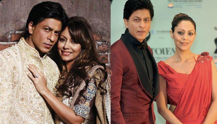 Shah Rukh Khan's Wish For Gauri Khan On Their 28th Wedding Anniversary Will Make You All Teary