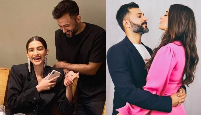 Sonam Kapoor's Recent Diwali Lunch Date Picture With Husband, Anand Ahuja Gives Major Couple Goals