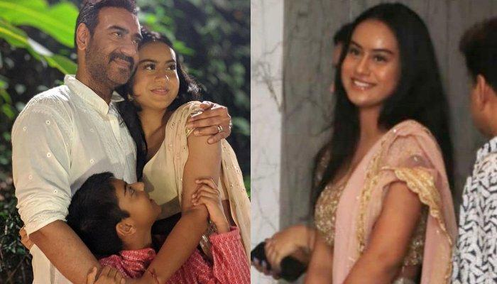 Kajol's Daughter, Nysa Devgn's Amazing Transformation This Diwali Made Internet Go Gaga Over Her