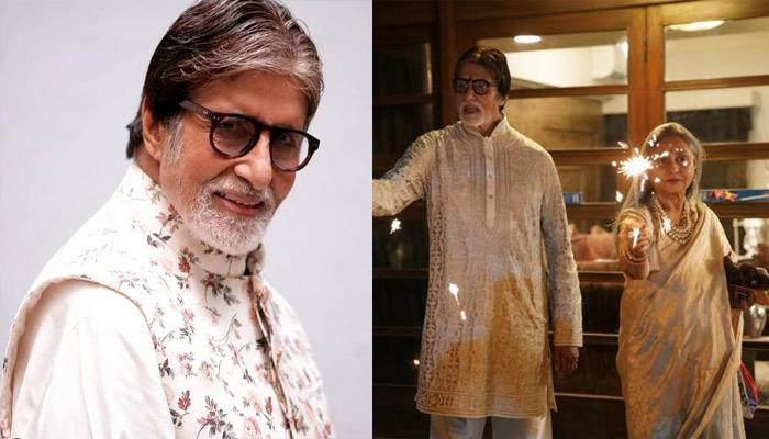 Amitabh Bachchan Took Us On A Memory Lane By Sharing Some Unseen Pictures From Diwali Celebrations