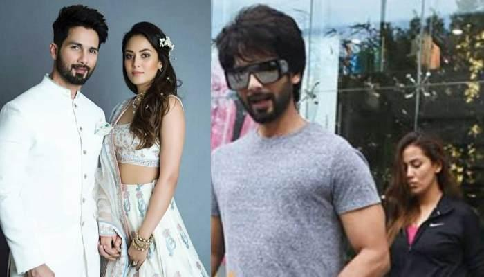 Shahid Kapoor And Wife, Mira Rajput Kapoor's Latest Picture Gives Inspiration To Fitness Freaks