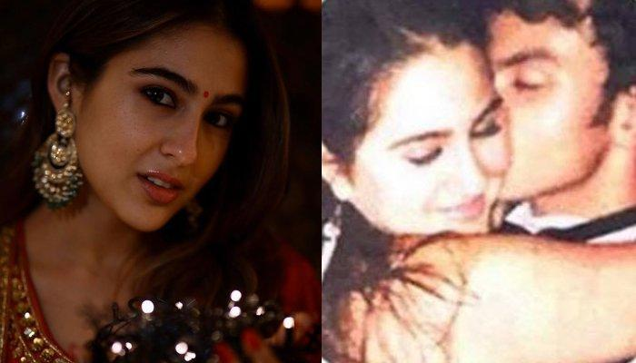Sara Ali Khan And Ex-BF, Veer Pahariya Danced Together Like Never At Star-Studded Diwali Parties?