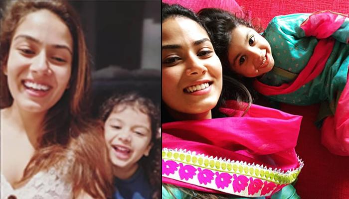 Mira Rajput Kapoor's Childhood Picture Proves That Her Mini-Me, Misha Kapoor Is Her Carbon Copy