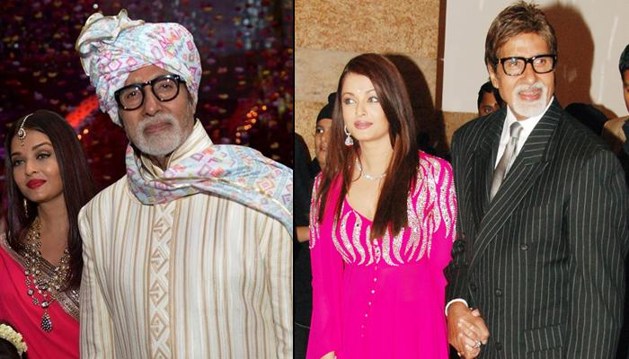 Amitabh Bachchan And Aishwarya Rai Bachchan To Reunite After 11 Years For Mani Ratnam's Magnum Opus