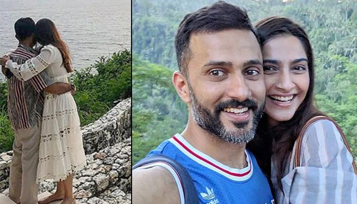 Anand Ahuja Shares Throwback Pic With Sonam Kapoor From Bali Holiday, It Made Her Miss Him 'So Much'