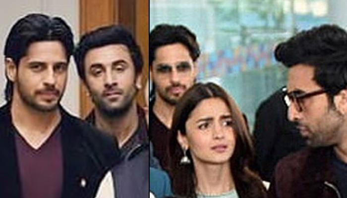 Sidharth Malhotra Ignores His Ex Alia Bhatt, Though Her Boyfriend Ranbir Kapoor Was Cordial With Him