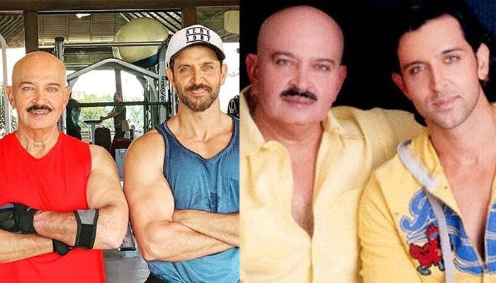 Rakesh Roshan Shares Update About His Throat Cancer, Hrithik Roshan Uploads His Recovery Picture
