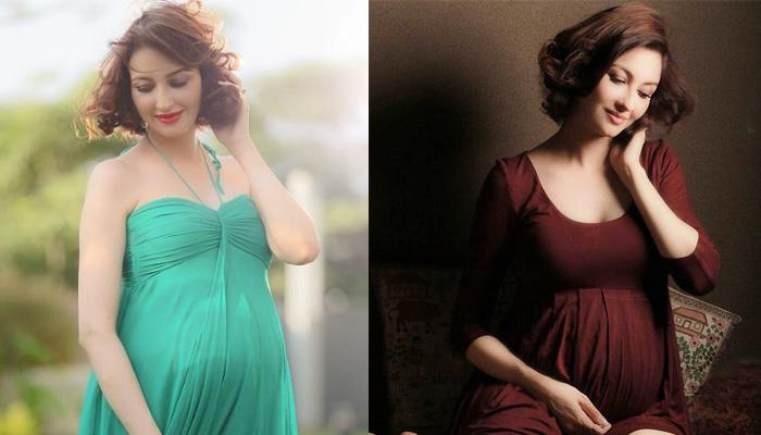 Saumya Tandon Is Celebrating Her New Pregnancy Curves, Shares A Lovely Picture With Baby Bump